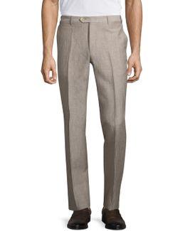 Wool & Linen Pants