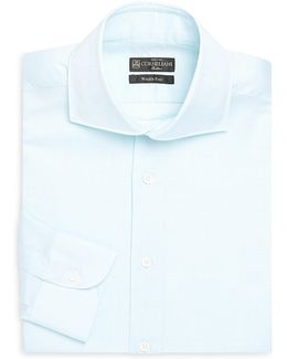 Textured Dress Regular-fit Shirt