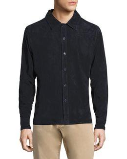 Suede Shirt