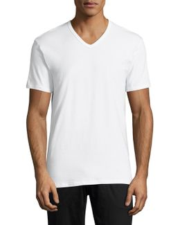 2-pack Stretch Cotton Tee