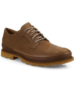 Madson Wingtip Lace-up Shoes