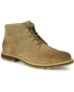 Madson Suede Chukka Boots