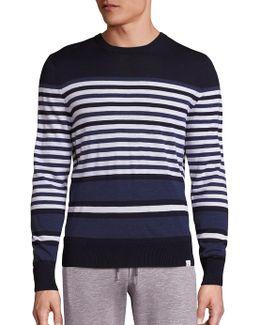 Lucas Merino Wool Sweater