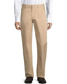 Regular-fit 5-pocket Pants