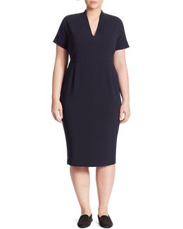 Deciso Sheath Dress