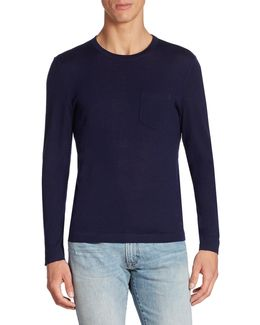 Cashmere Regular-fit Tee