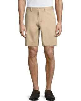 Suffield Solid Chino Shorts
