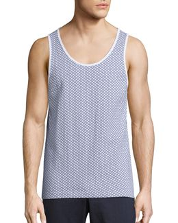Terry Cotton Tank