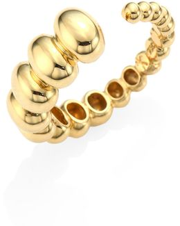 Spectrum 18k Yellow Gold Ring