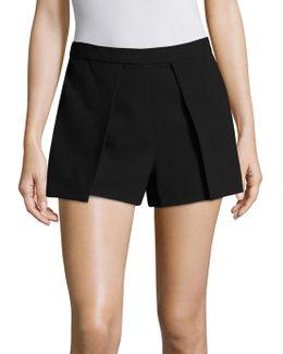 Larissa Pleated Shorts
