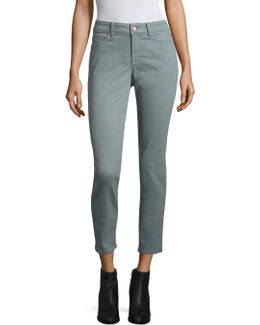 Alex Convertible Ankle Skinny Jeans