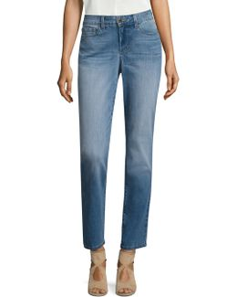Alina Ankle Cuff Jeans