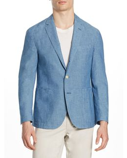 Morgan Yale Slim-fit Jacket