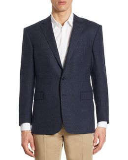 Connery Slim-fit Wool Sportcoat