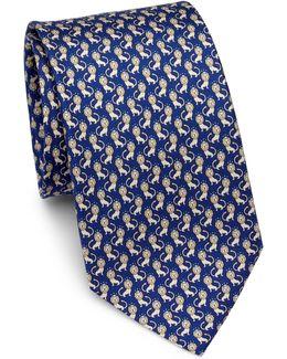 King Lion Silk Tie