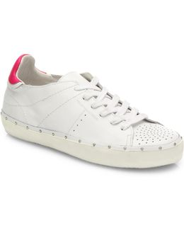 Michell Leather Sneakers