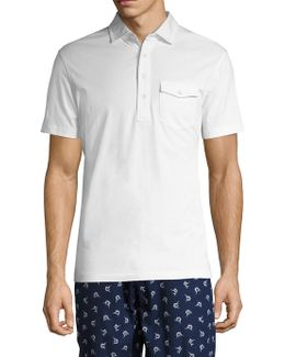 Hampton Cotton Lisle Polo