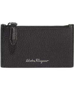 Float Leather Card Case