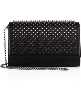 Paloma Leather Clutch