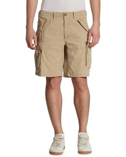 Cotton Ripstop Shorts