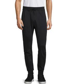 Cotton Blend Sport Pants