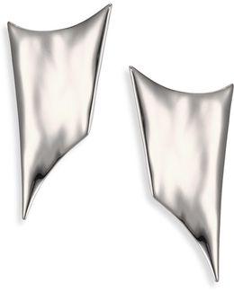 Elements Liquid Thorn Clip-on Earrrings