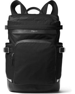 Kent Trimmed Backpack