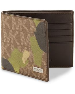 Evergreen Billfold Wallet