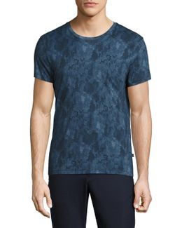 Graphic Printed Cotton Tee