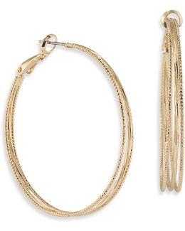 Venice Beach Hoop Earrings