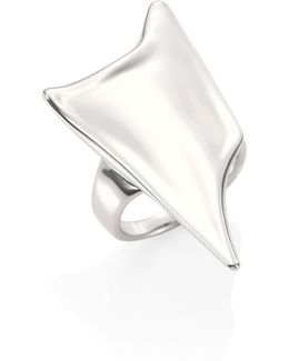 Elements Liquid Thorn Ring