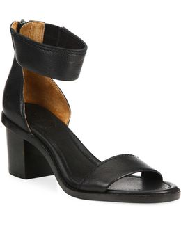 Brielle Block Heel Sandals
