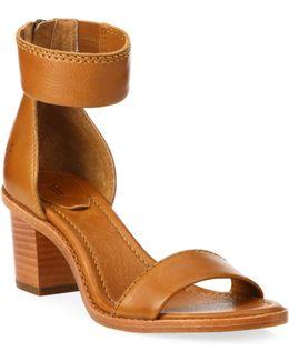 Brielle Block Heel Sandals
