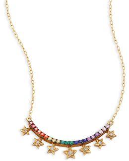 Starry Rain Necklace