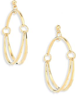 Nile Hoop Earrings/2