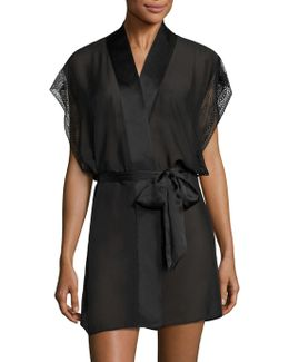 Endless Silk Robe
