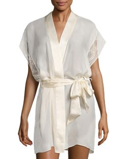 Endless Silk Robe