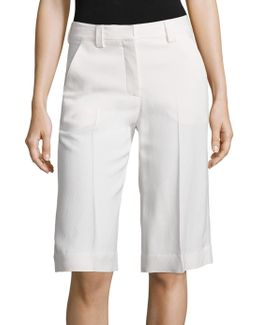 Laurence Solid Shorts