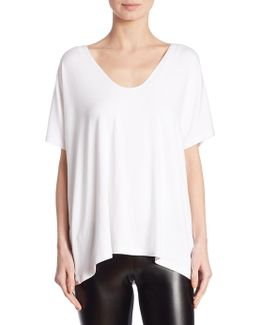 Everyday Perfect V-neck Top
