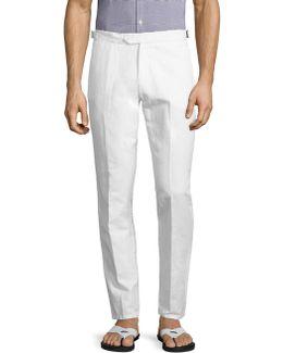 Griffon Cotton Blend Pants