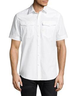 Utility Short-sleeve Sportshirt