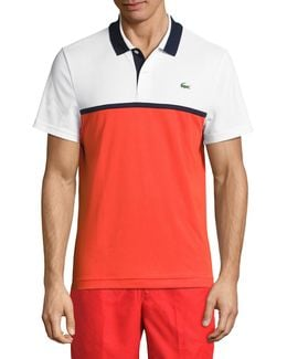 Ultradry Colorblock Polo