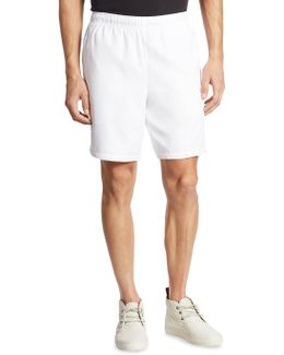 Side Panelled Sports Shorts