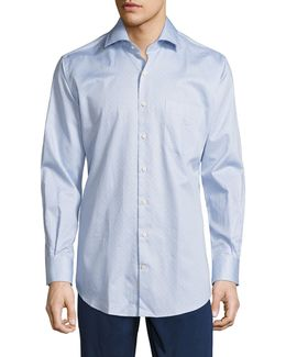 Crown What Goes Up Button-down Shirt