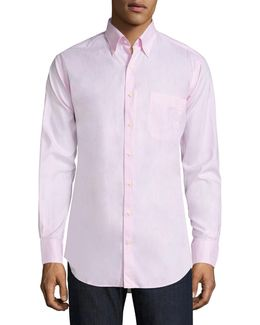 Crown Pinpoint Shirt