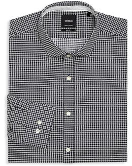 Serevino Cotton Regular-fit Dress Shirt