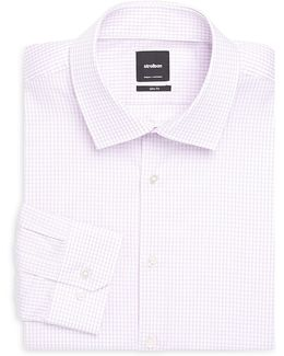 Cotton Regular-fit Dress Shirt