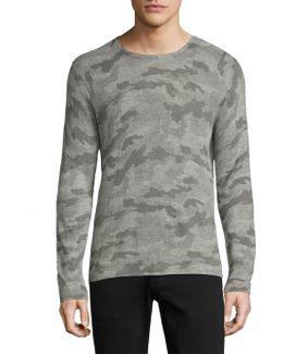 Neel Cotton Blend Sweater