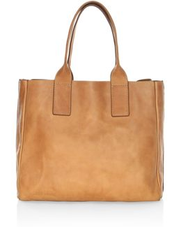 Ilana Leather Tote