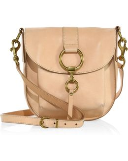 Ilana Leather Saddle